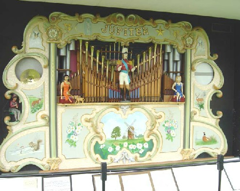 The Jupiter organ